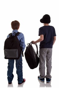 kids' bug out bag