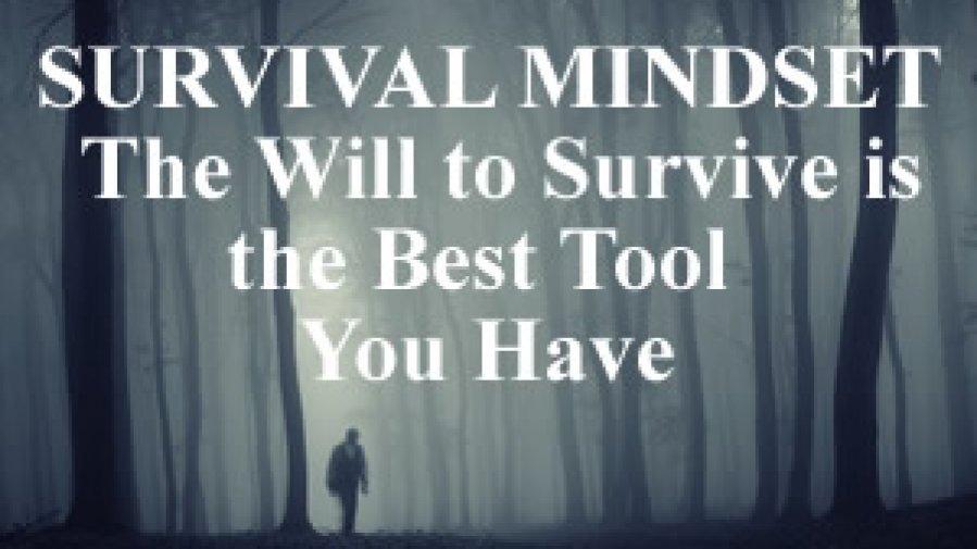 Survival Mindset Secrets of the Navy SEALs