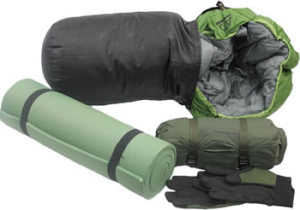 Bug Out Bag Gear