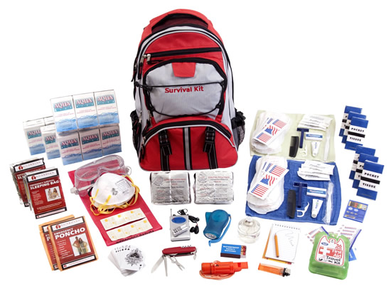 Disaster Preparedness - Build a Basic Survival Kit
