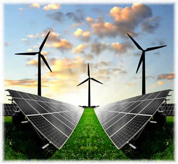 Types of Alternative Energy on a Homestead