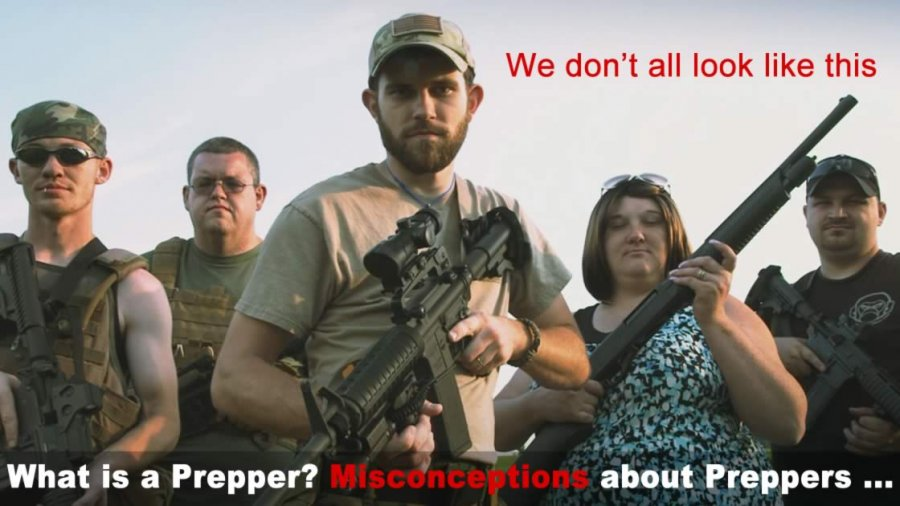 What is a Prepper? Misconceptions about Preppers ...