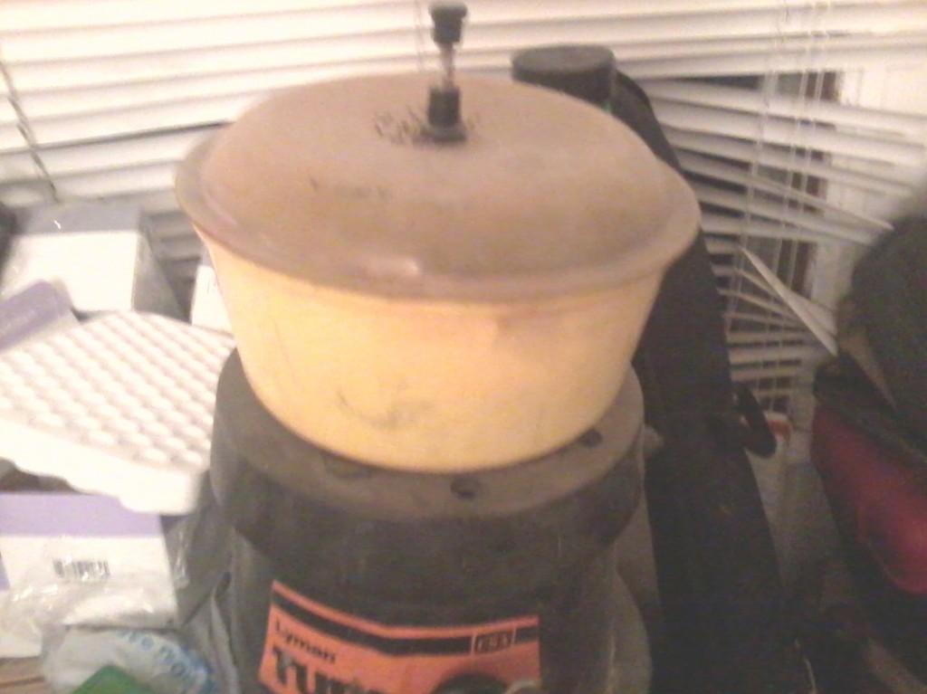 Brass tumbler for reloading
