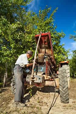 Equipment repair for self sufficiency