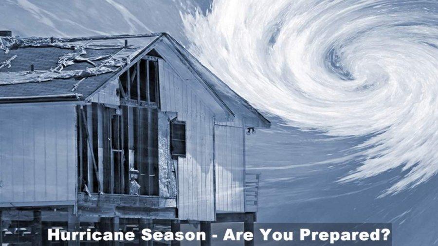 Hurricane Preparedness Plan - Don't Hesitate