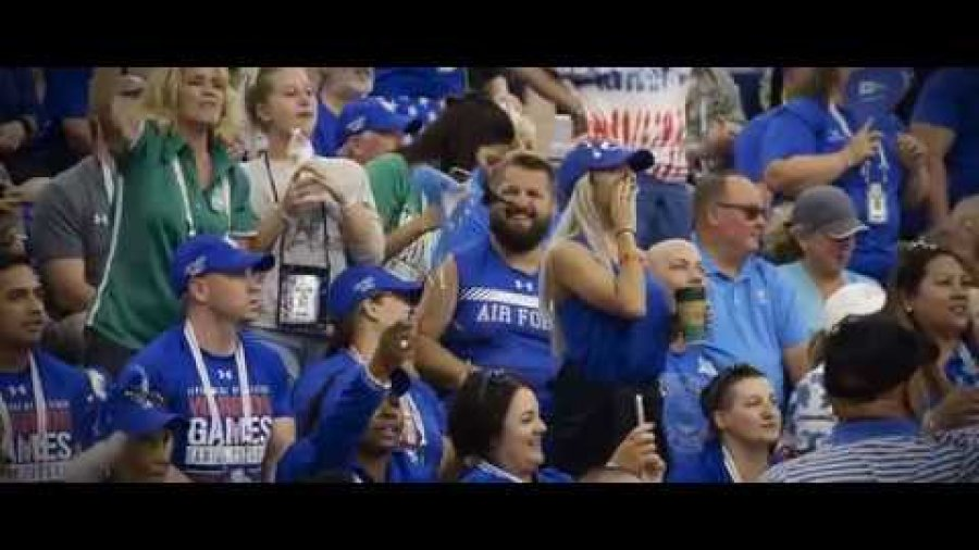 Warrior Games 2018 – Team Volleyball Vignette