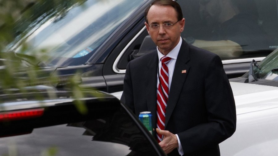 GOP lawmakers laying groundwork to impeach Rosenstein: Report