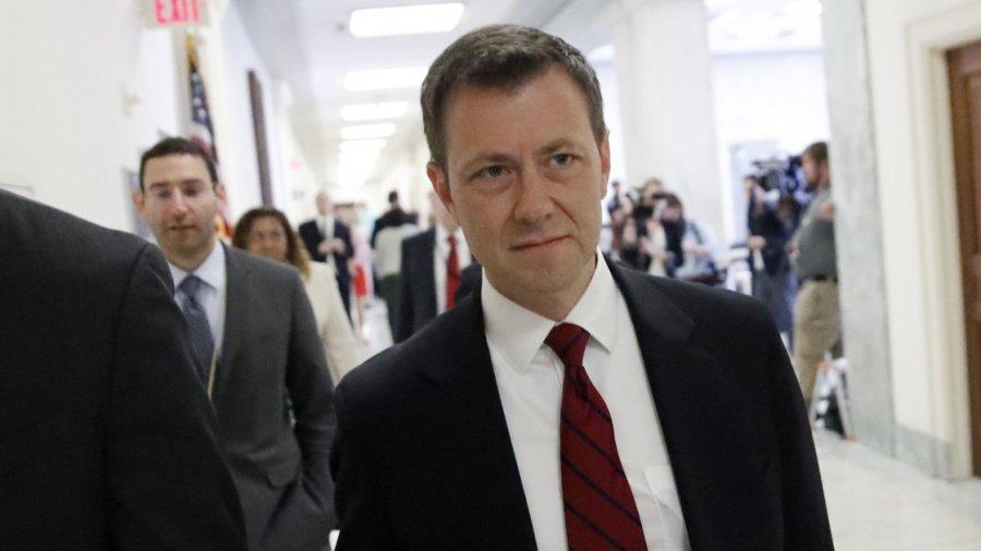 Democrats dismiss Peter Strzok interview as 'a political charade'