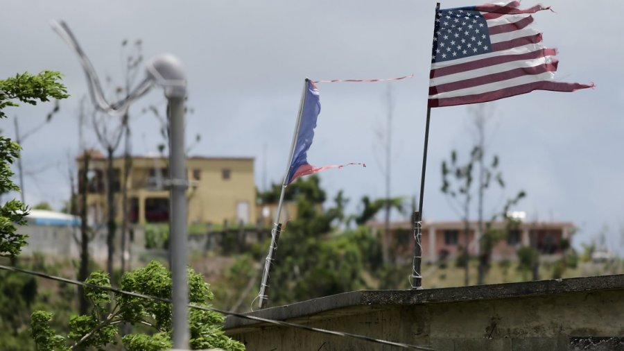 Puerto Rico's fossil fuel power plants fared better than solar and wind, say feds