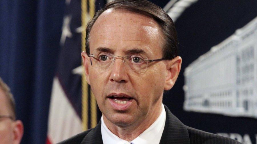 Rod Rosenstein requests 93 federal prosecutors help vet Brett Kavanaugh: Report