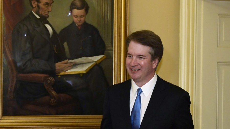 Anti-abortion group pressures red state Democrats to support Kavanaugh