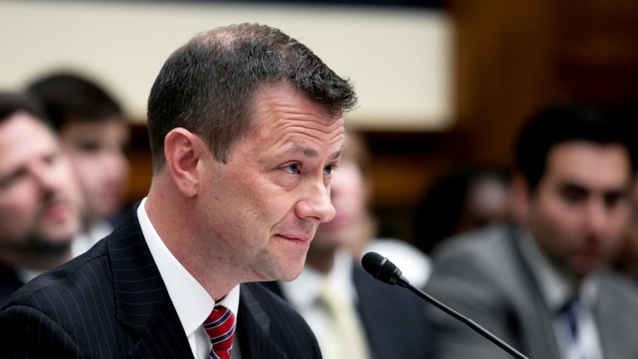 Peter Strzok defiant, apologetic as Congress shows its combative side