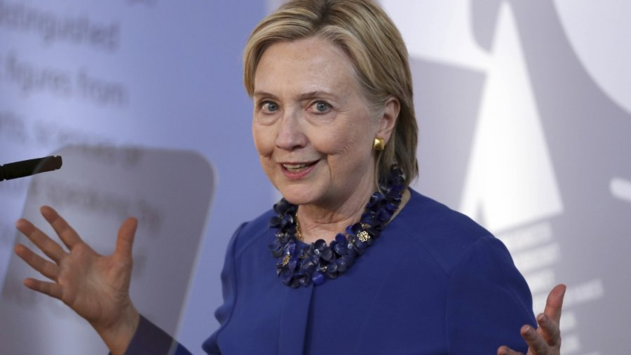 Hillary Clinton: Brett Kavanaugh's nomination shows Trump wants to turn the clock 'back to the 1850s'