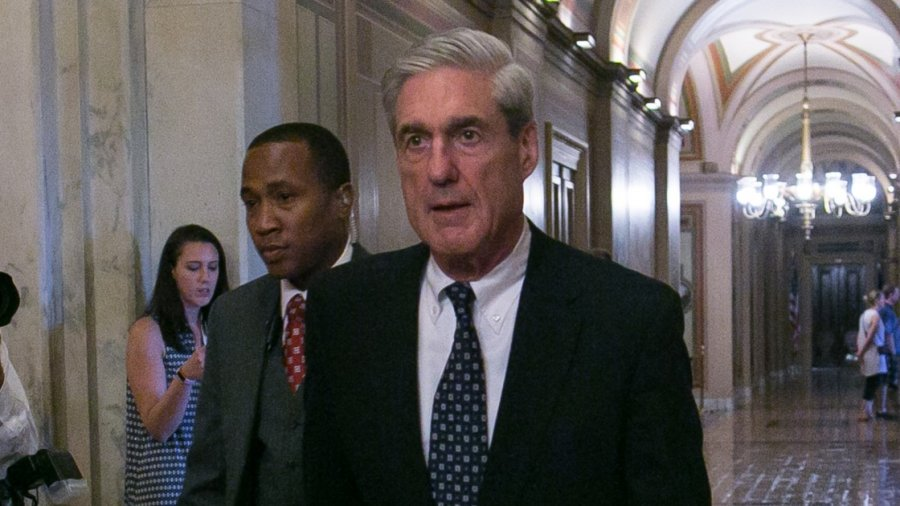 READ HERE: Mueller's indictment against 12 Russians for hacking Democrats in 2016