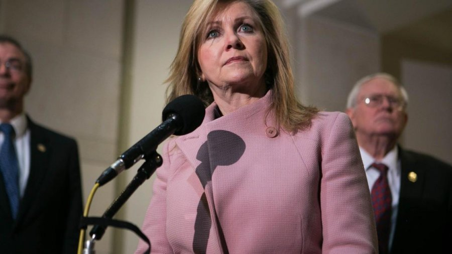Marsha Blackburn struggling to connect with establishment GOP donors in Tennessee