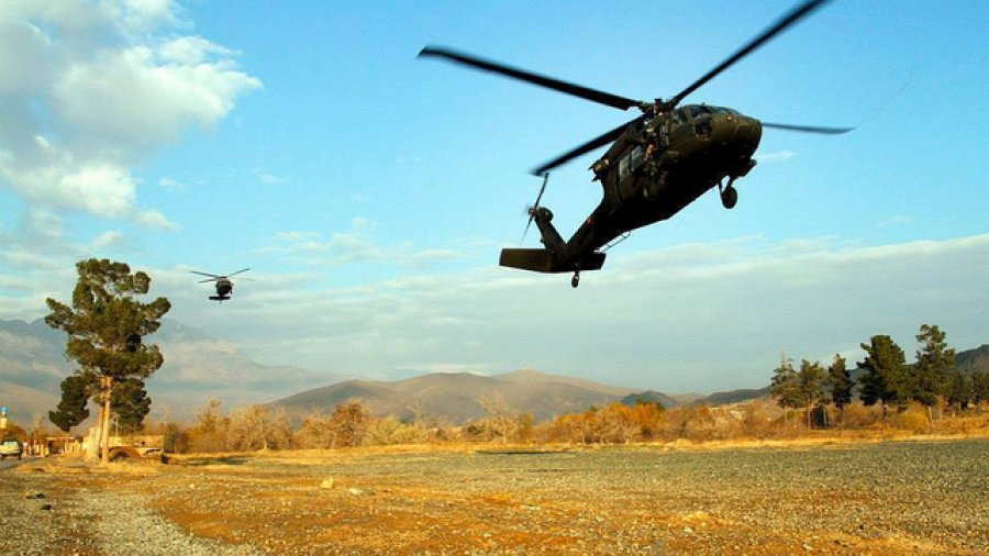 BREAKING: US service member killed in combat operation in Afghanistan
