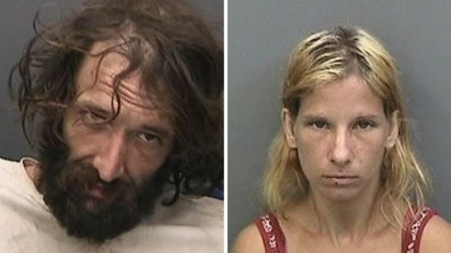 Florida deputy hospitalized after homeless man allegedly releases pit bull on her