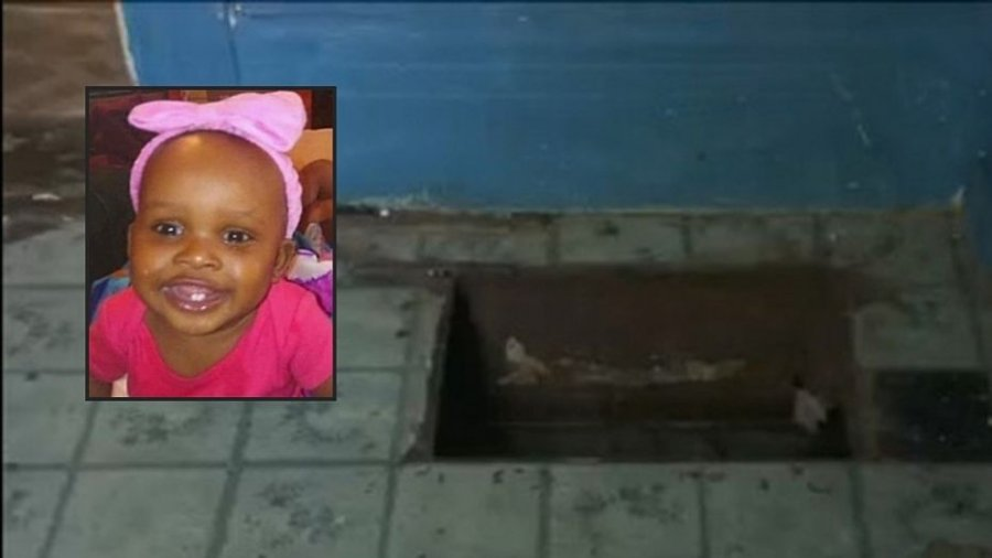 Detroit baby girl drowns in basement after falling through hole in home's floor