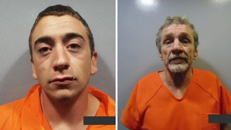 Authorities catch last 2 of 3 men who escaped Illinois jail