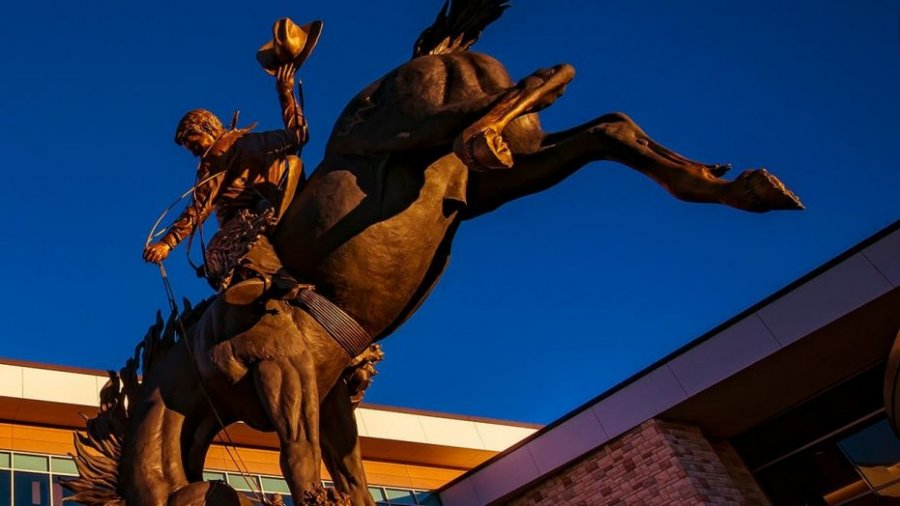 University of Wyoming's 'cowboy' slogan rustles up some controversy