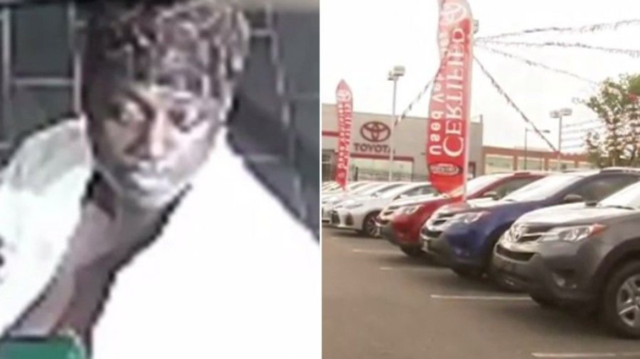 Woman drags sales manager while stealing car off Philadelphia dealership lot, police say