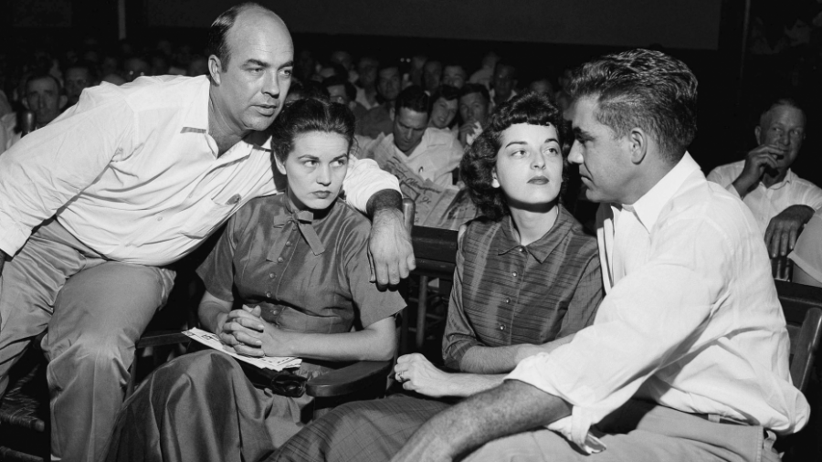 AP Was There: 2 men acquitted of murder in Emmett Till case