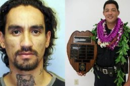 Manhunt for Hawaii cop killer ends with suspect slain by police