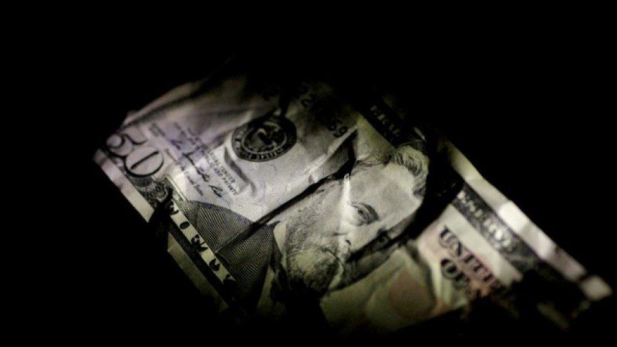 Dollar buoyant near 10-day peak, bolstered by higher U.S. yields