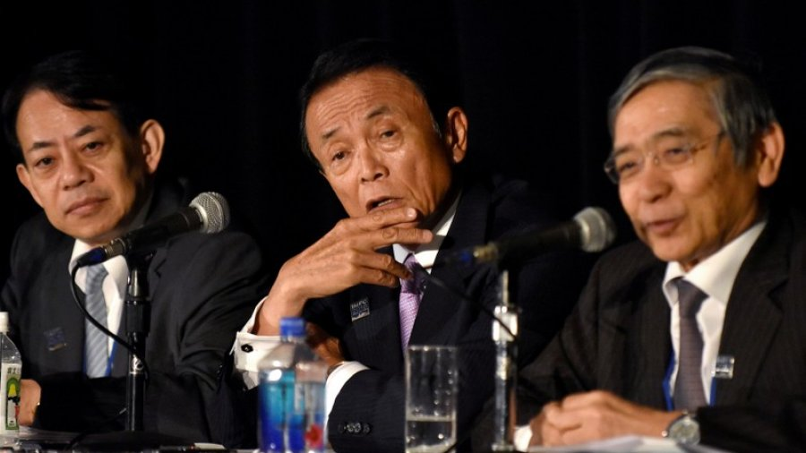 Top FX diplomat to be reappointed as Japan navigates global trade hazards