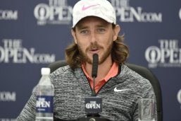Golf: Fleetwood says his Carnoustie record 63 will count for little