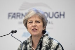 UK PM May threatened rebels with a national election:  The Times