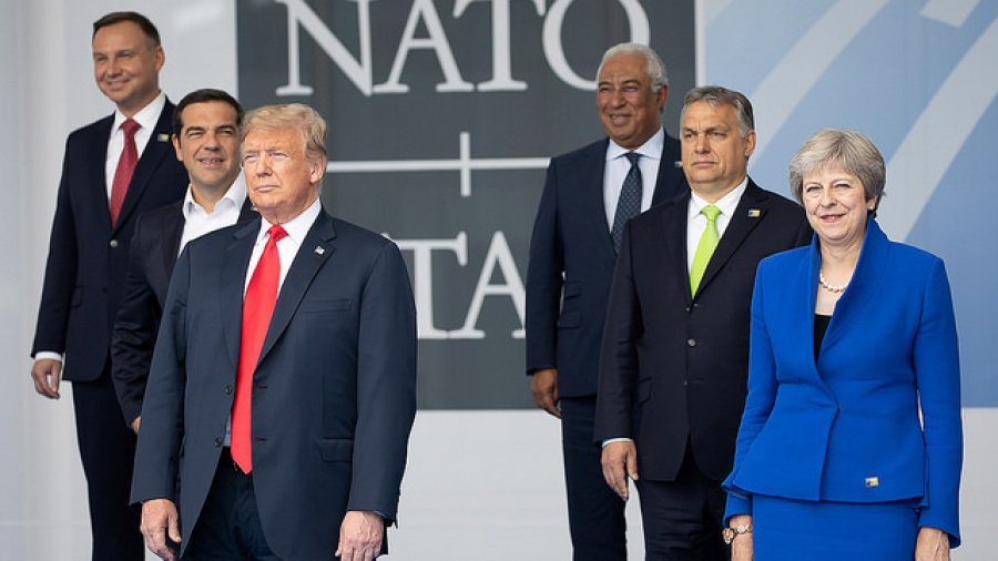 Trump says privately 'will do his own thing' if NATO countries don't shape up: report