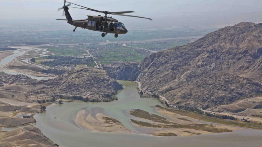 US and Afghan troops reclaim ISIS 'capital' in Afghanistan