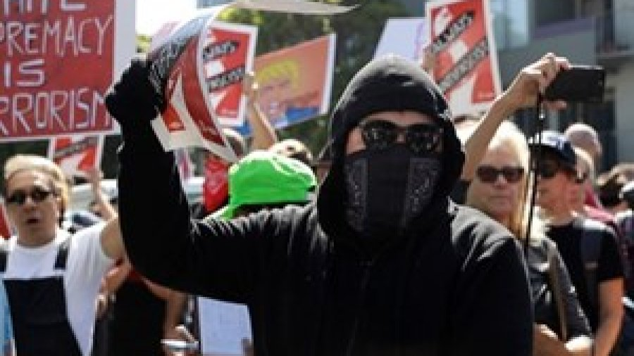 'Unmasking Antifa Act' could send masked protesters to prison for 15 years