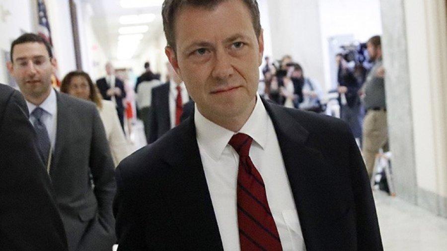 Watch Live: Disgraced FBI Agent Peter Strzok Testifies Before Congress