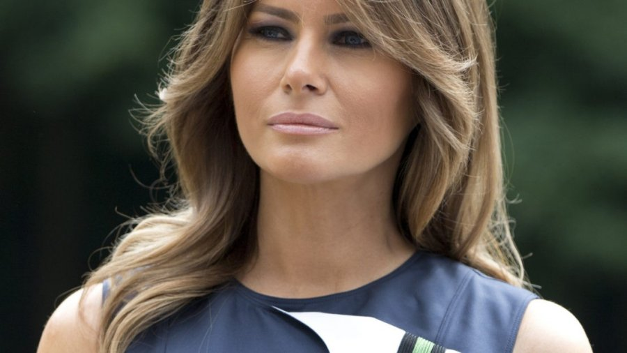 Fashion Notes: Melania Trump is Ready for the Runway at NATO Summit