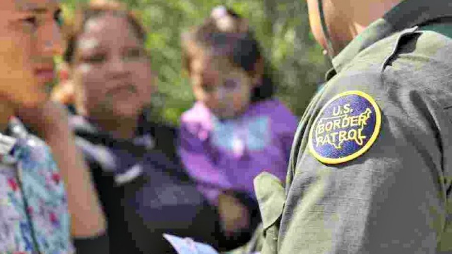 Feds: 1-in-5 Illegal Aliens Crossing with Toddlers Are Criminals, a Danger