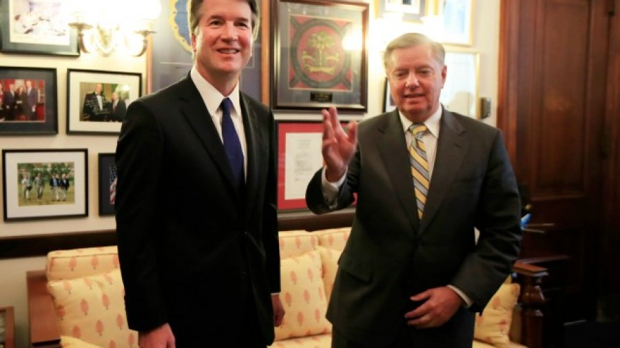 Lindsey Graham: Brett Kavanaugh Is 'Probably the Best' Legal 'Mind of This Generation'