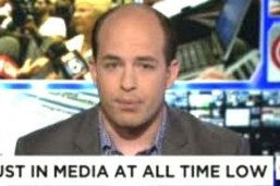 DUDE, seriously?! Brian Stelter can't for the LIFE of him figure out why politicians won't stop talking about Hillary