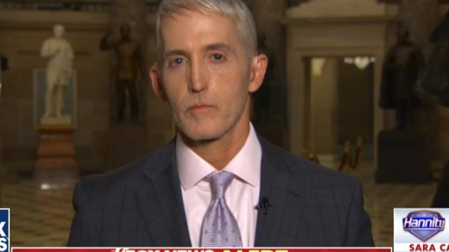 Gowdy: Strzok 'the Only Person in America Who Doesn't Think He Was Biased'