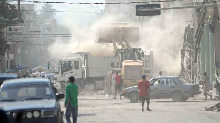 US Marines sent to guard Haiti Embassy in wake of deadly riots