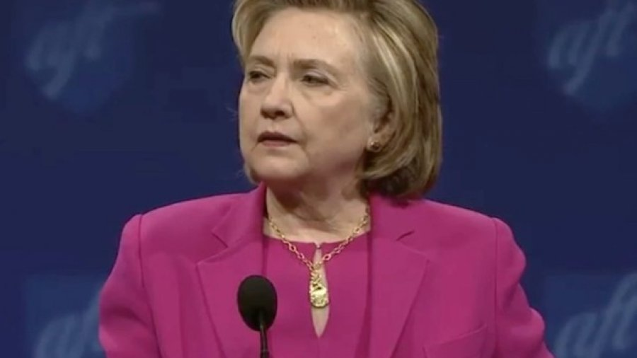 Hillary Clinton: Trump Administration Is 'Trying to Rip the Heart Out of America'