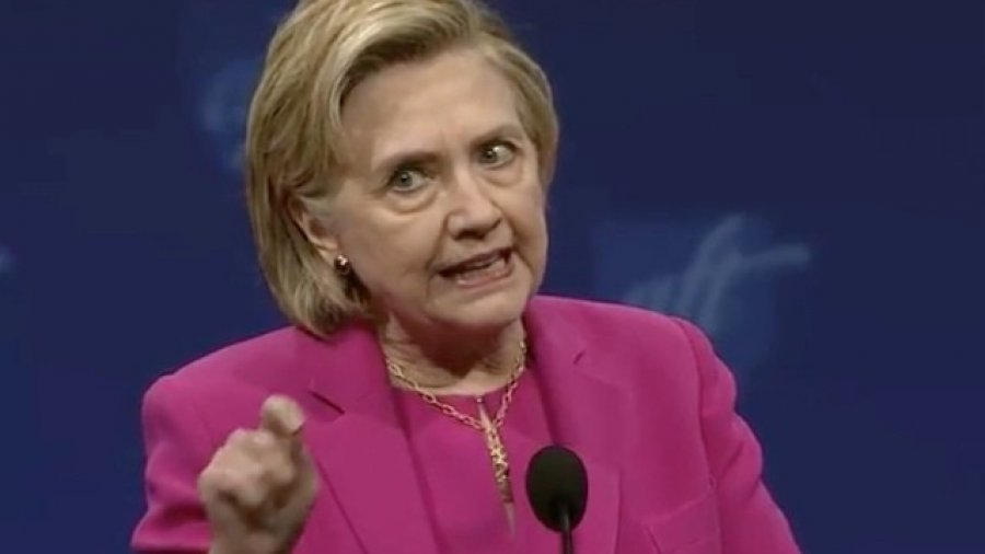 Hillary Clinton: I Worry the GOP Wants to Turn Back the Clock to the 1850s