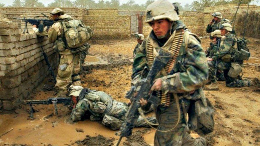 Iraq War Veteran: Media 'B*tching' About Separation of Illegals, 'My Brigade Deployed 22 Months'