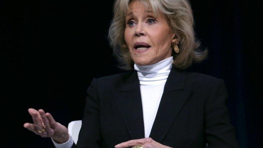 Jane Fonda: Kavanaugh Confirmation 'Will Be a Catastrophe'