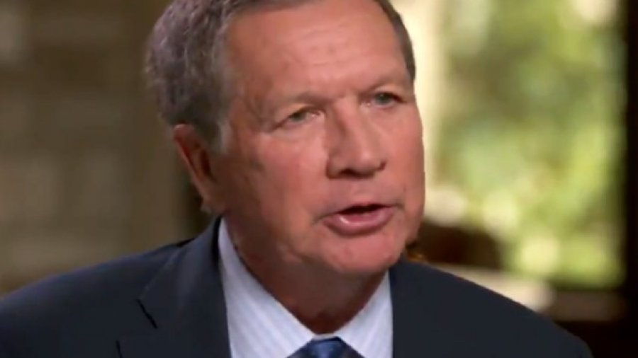 Kasich: Trump's 'Wrecking Ball Diplomacy' Undermining 70 Years of Peace