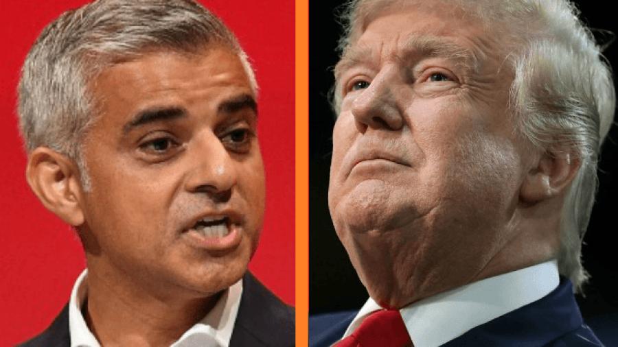 Trump Crushes Khan: London Mayor Has Done 'Terrible Job' on Terrorism, Crime