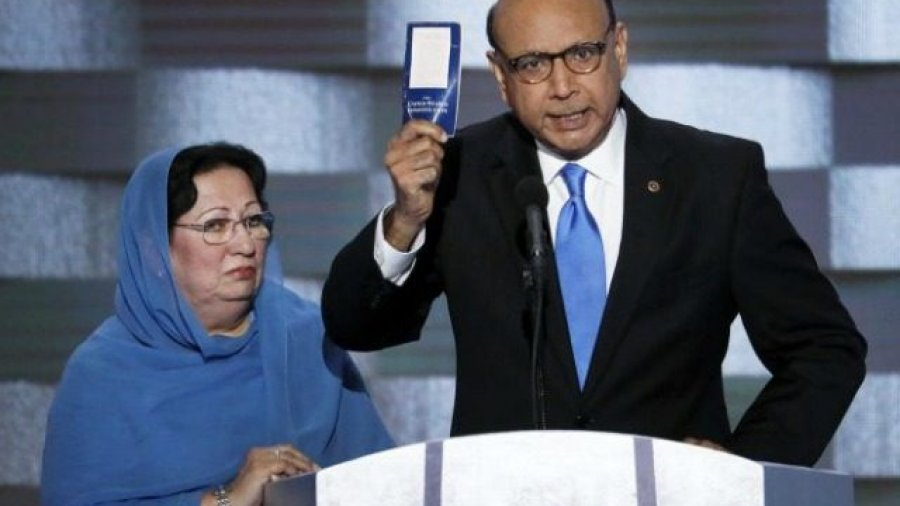Peter Strzok's Khizr Kahn Story Contradicts Inspector General's Report