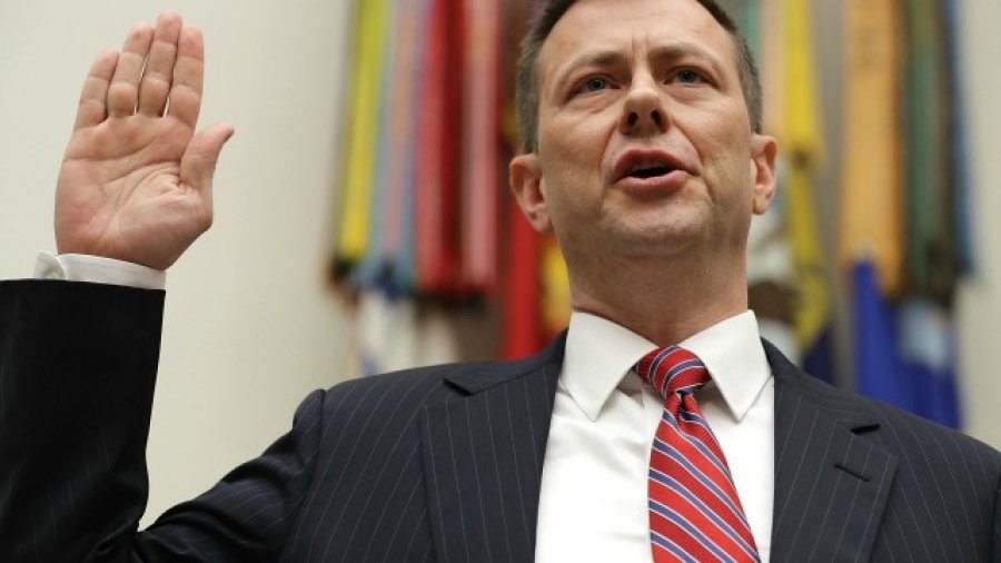Peter Strzok: My 'Patriotism' Shows I Could 'Never' Have Been Blackmailed over Affair