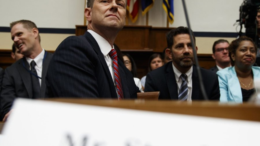 Peter Strzok: FBI Let Me Decide Which Texts I Thought Were 'Relevant' to Hand Over to IG